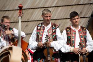 Folklórne slávnosti pod Poľanou v Detve 2018