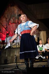 Folklórne slánosti pod Poľanou 2018