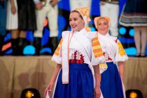 Folklórny festival Východná 2018