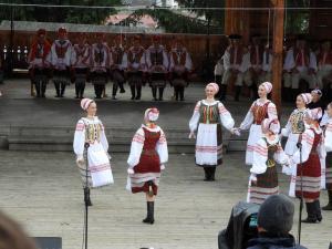 Horehronské dni spevu a tanca v Heľpe