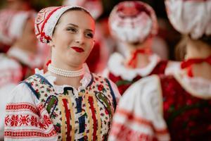 Slávnosti spevu, hudby a tanca v Červeníku